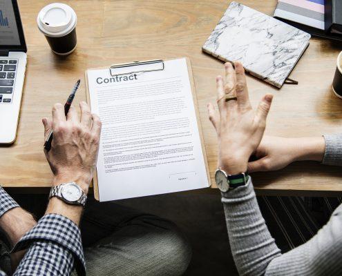 contratto di locazione e clausola di risoluzione